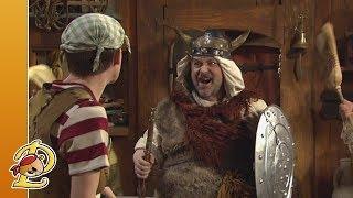 Kijk Piet Piraat de Viking filmpje