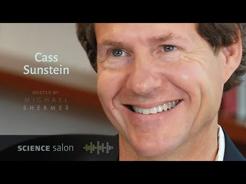 Michael Shermer With Cass R. Sunstein — On Freedom (SCIENCE SALON # 59)