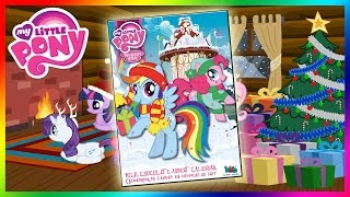 My Little Pony Advent Calendar Unboxing