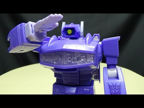 MP-29 Masterpiece SHOCKWAVE: EmGo's Transformers Reviews N' Stuff