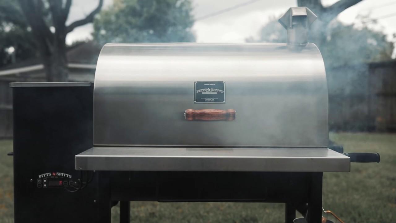 2018 Pitts & Spitts Maverick Pellet Grill