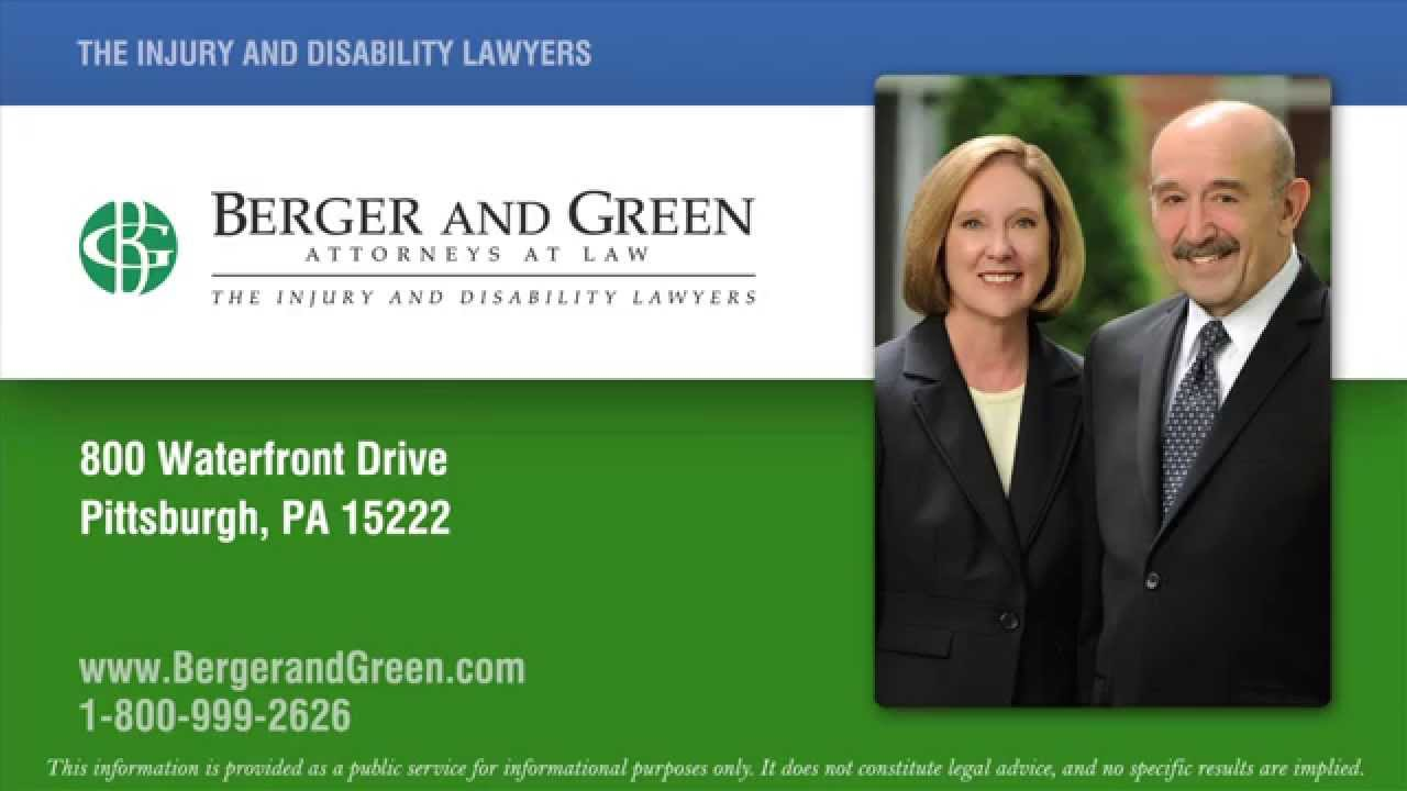 Do I Have to go to a Consultative Medical Exam? Berger and Green