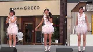 2013年7月7日(日)に行われました、鳥取市の駅前太平線 シンボルスクエア...