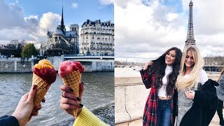 SHOPPING AND EXPLORING IN PARIS
