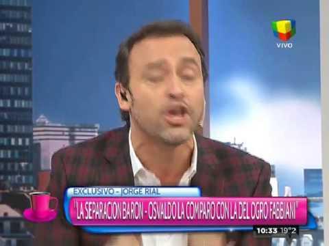 Adrián Pallares indignado con Milita Bora