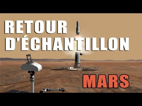 Retours d'échantillons : Ramener Mars sur Terre - LDDE