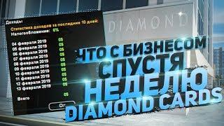 ЧТО С БИЗНЕСОМ СПУСТЯ НЕДЕЛЮ DIAMOND CARDS