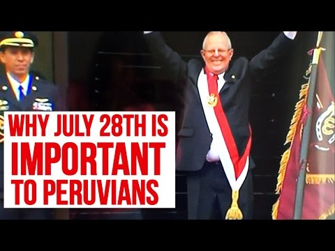 Peruvian Independence Day And Travel (Video  45)