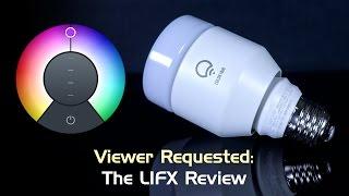 Review: LIFX Color 1000 Smart LED Bulb (2016)