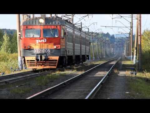 Электропоезд ЭТ2-005