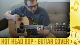hot head bop donkey kong country 2 acoustic guitar cover snoman gaming