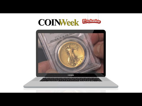 CoinWeek: Heritage Auctions Private Coin Lot Viewing - Summer FUN 2016 - 4K Video