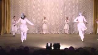 "ans.Kavkaz-""Akushinskii Tanec"" Анс. Кавказ - Акушинский танец"