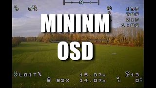 MinimOSD