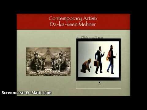 History of Tlingit Art