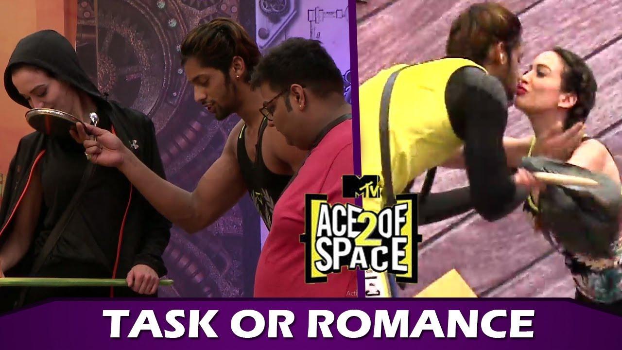 Ace of Space 2: Vikas Gupta's Task | Romance For Baseer & Lucinda