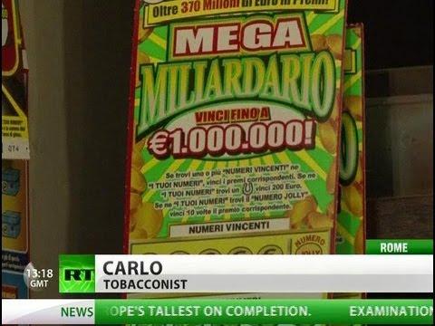 Jackpot Junkies: Gambling cult & addiction in debt-ridden Italy