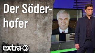 Christian Ehring: Bayrische Doppelspitze – Der Söderhofer