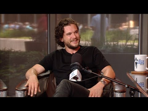 "Kit Harington of ""Game of Thrones"" Joins The RE Show in Studio - 7/11/17"