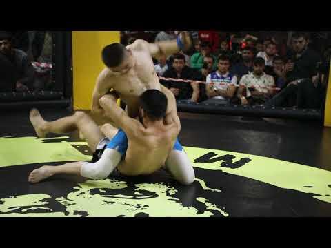 Колизей: Битва Чемпионов 9: Азизбек Ахмаджонов(Узбекистан) Vs Журабек Рахмонбердиев(Кыргызстан)|61кг