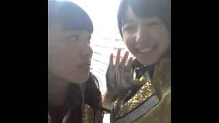 NMB48 近藤里奈(りぃちゃん)、木下百花.