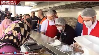 TSK terörden arındırdığı Afrin'de bölge halkına yardım eli uzatıyor