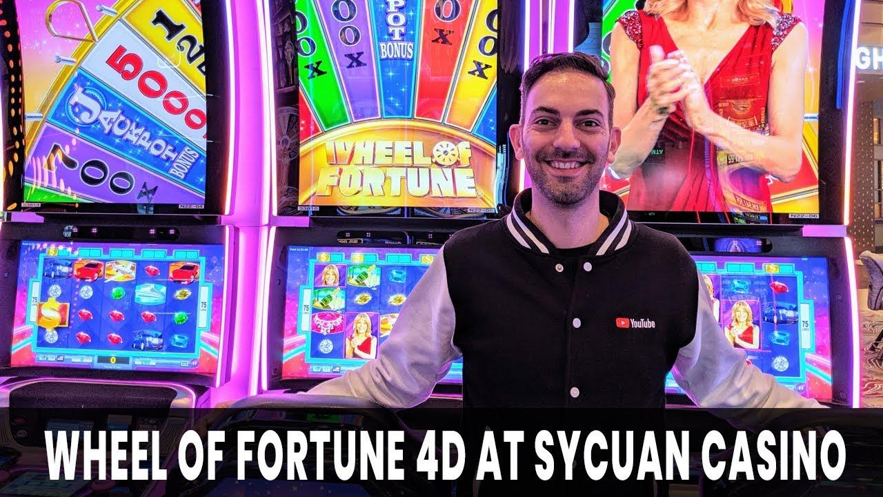 Wheel Of Fortune Slot Machine Music