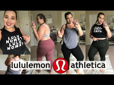 Will It Fit?! LULULEMON Try-On Haul 2018