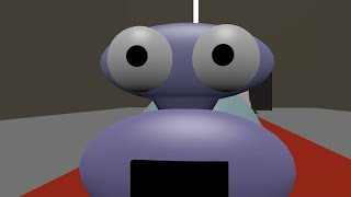 Kirby Right Back at Ya! - Escargoon's Robot