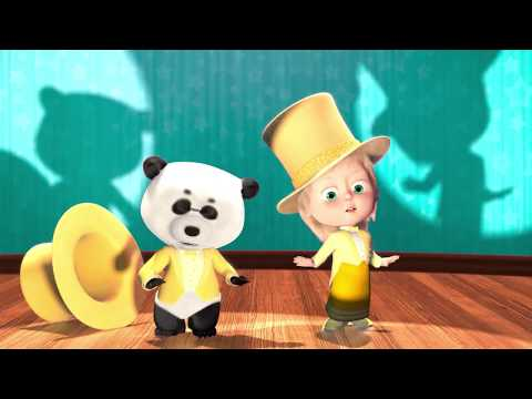 Masha and The Bear - Dance Fever 💃🕺 (Episode 46)