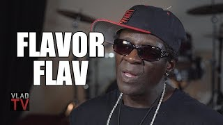 "Flavor Flav on MC Hammer Convincing Him to Do VH1's ""The Surreal Life"" (Part 9)"
