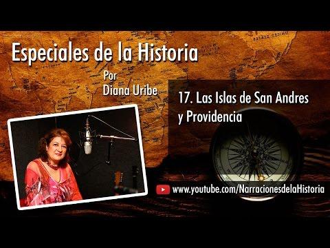 17. Las Islas de San Andres y Providencia