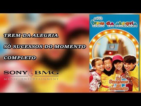 DVD Trem Da Alegria - Só Sucessos Do Momento 2003 Completo (SUPER RARO)