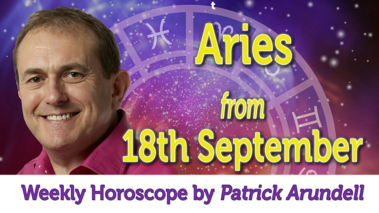 Weekly Horoscope - Aries Weekly Horoscope 11 - 17 November,