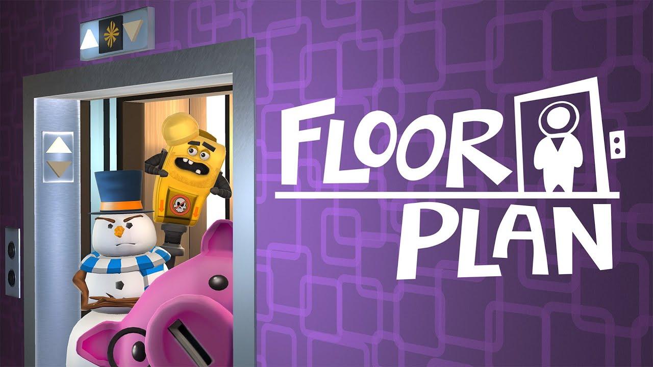 Floor Plan Launch Trailer Youtube