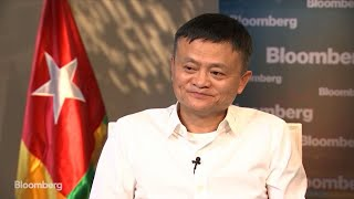 Jack Ma Turns His Attention to Africa