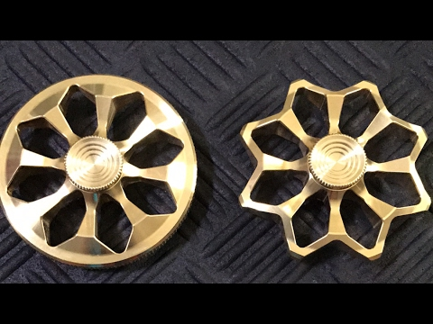 Awesome Prototype Spinners from South Korea LIVE