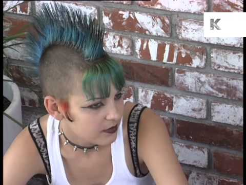1990s Hollywood Punk Girls Interview, Los Angeles