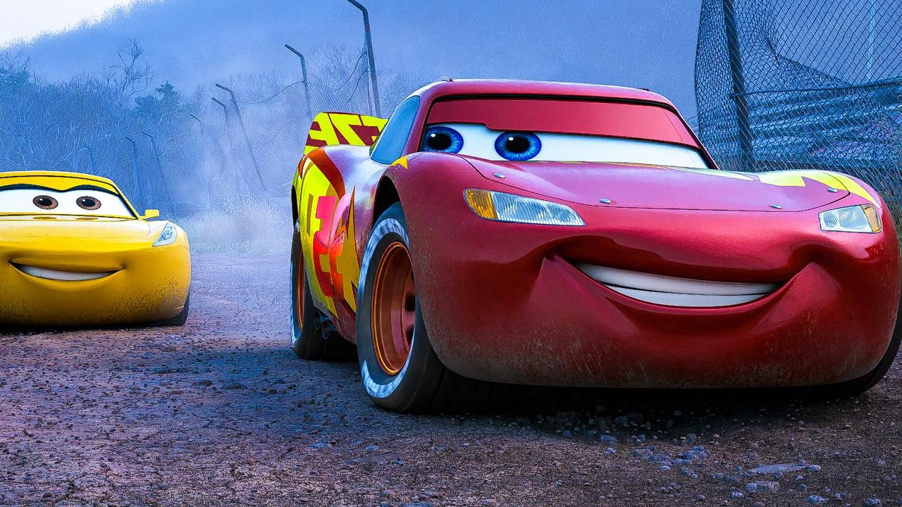 cars movie dvd clips trailer