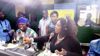 Akinwunmi Ambode Interview with Lolo 1 Part 1