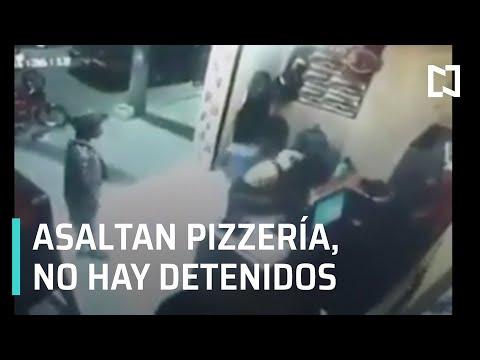 Asaltan pizzería en Oaxaca - Las Noticias