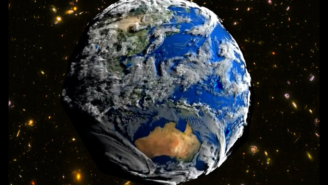 Earth View From Space Amazing Nasa Video