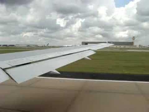 Boeing 767ER (ETOPS) Takeoff