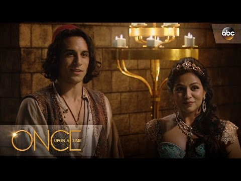 Aladdin Saves Jasmine  Once Upon A Time