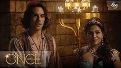 Aladdin Saves Jasmine - Once Upon A Time