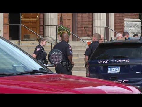 Man Sleeping In Closet Causes Disturbance At Grand Rapids Church