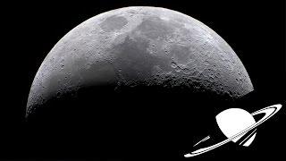 🚀 5 faits marrants à propos de la Lune