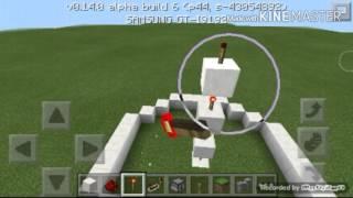 Como fazer uma Fonte automática no Minecraft Pe ( 0.14.0 )