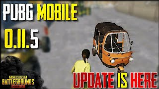 PUBG Mobile New Update 0.11.5 Beta Version Out   New Weapon, New Vehicle & More