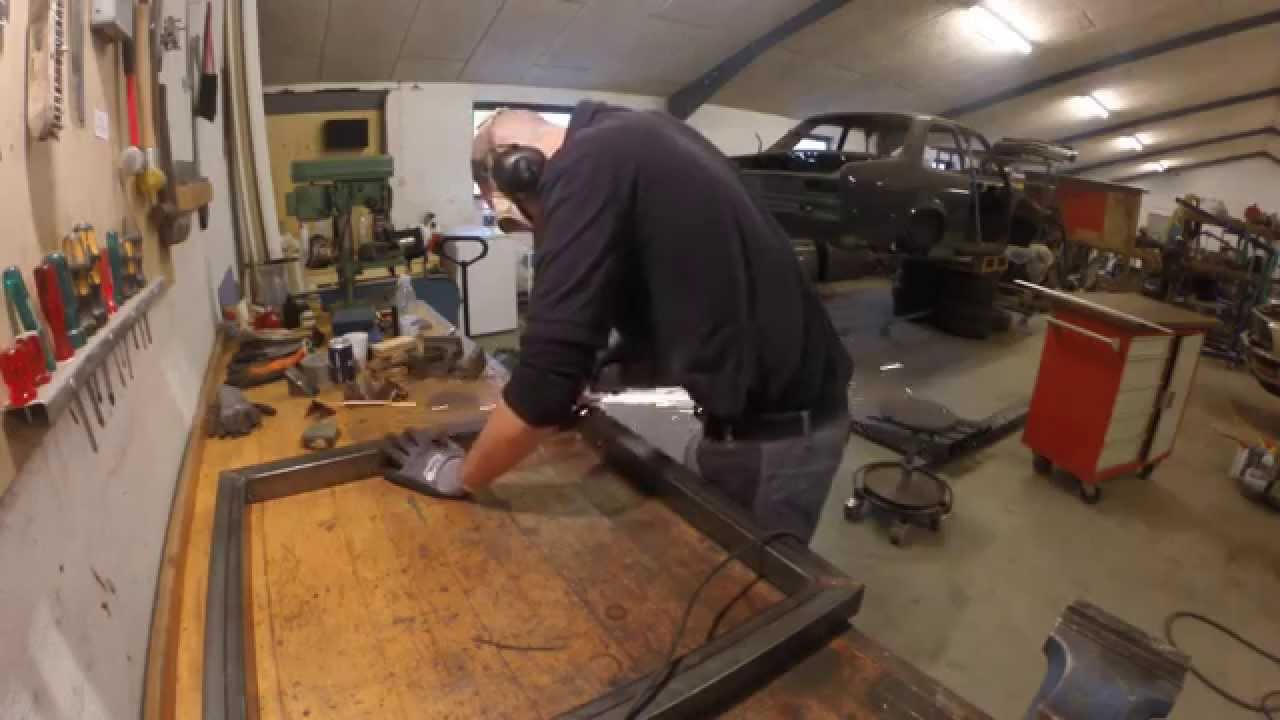 Steel Table Frame   YouTube
